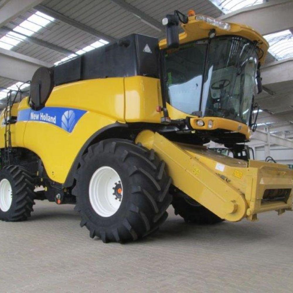New Holland CX 8060 FS